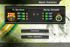 FIFA 10 iPhone/iPod