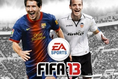 FIFA 13 Covers