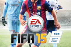 FIFA 15 Covers