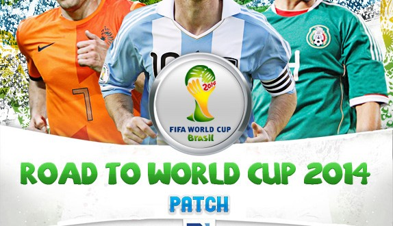 Road To World Cup 2014 Patch (Expansion Available)