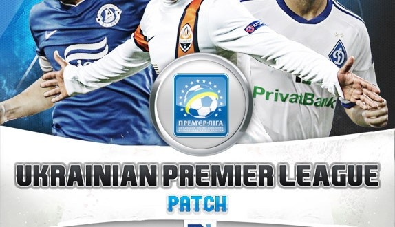 .:: Ukrainian Premier League Patch 13 ::.