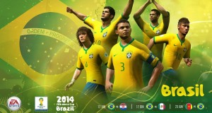 FIFA 14 & 2014 FIFA World Cup News