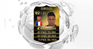 IN-Form Giroud Giveaway