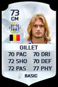 gillet-custom