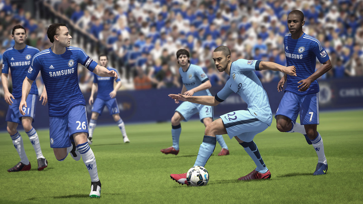 Chelsea Manchester City Ps3 Xbox360