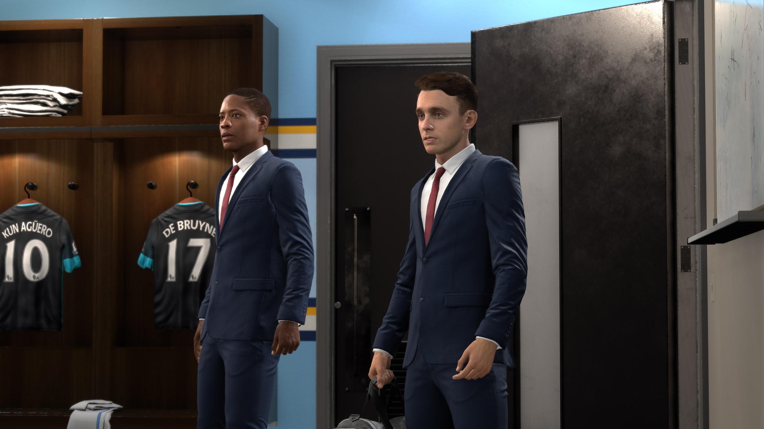 Journey Fifa 17