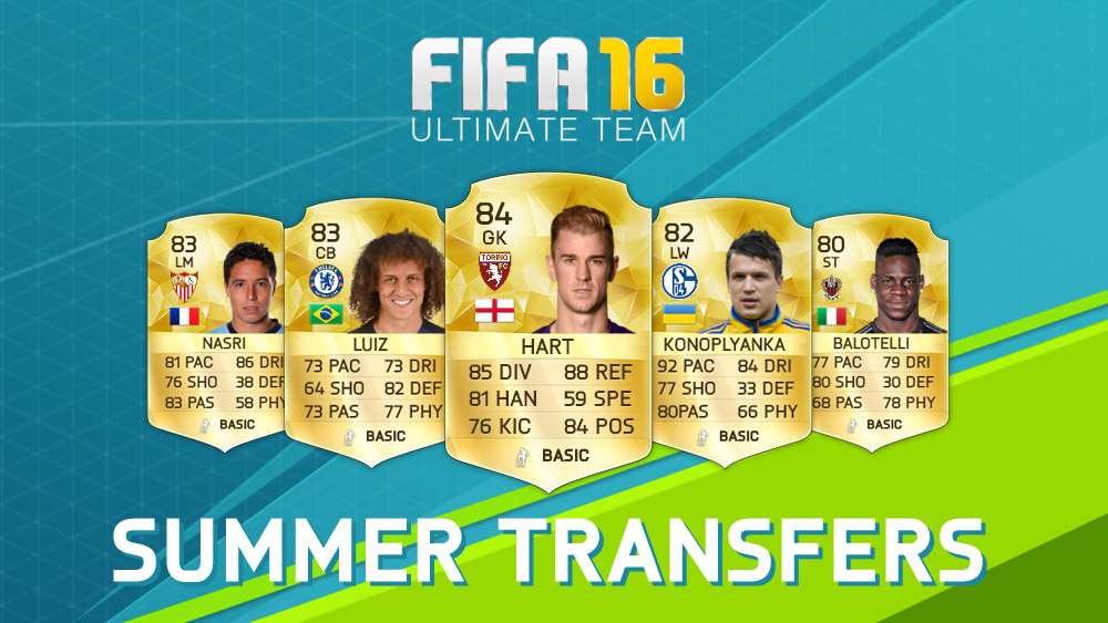 you can find the  plete list of transfers right here
