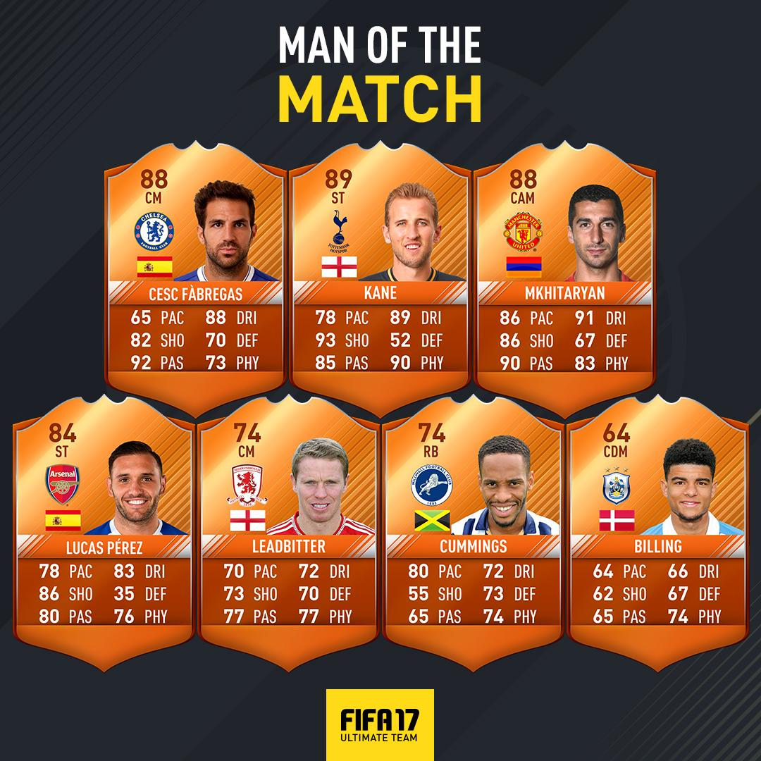 FIFA 17 News Roundup #27