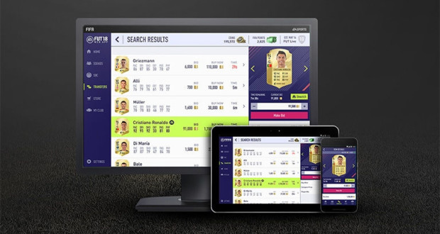 Image result for fifa 19 companion app