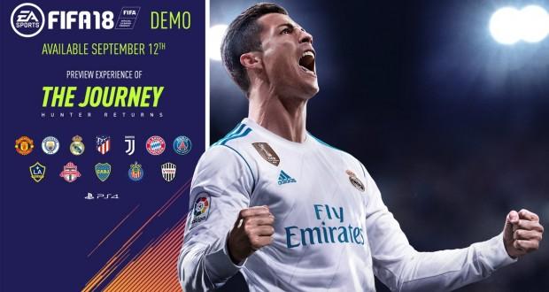 FIFA 18 Demo Details