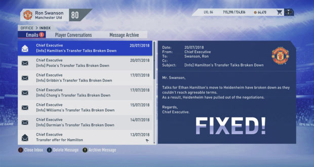 FIFA 19: New Title Update Available |