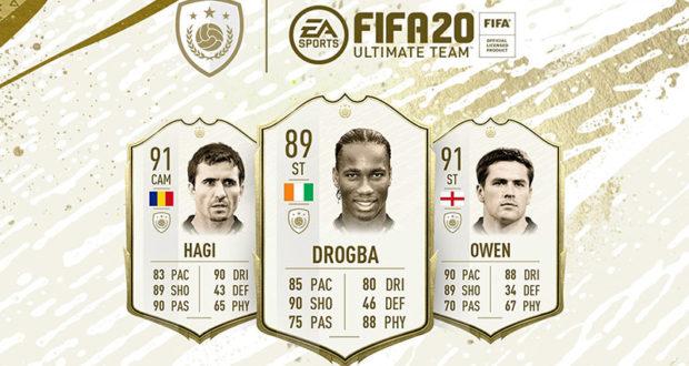 Fifa 20 icon swap